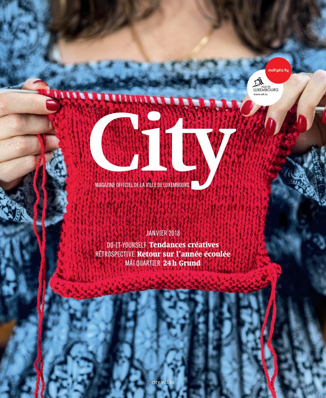 City January 2018 By Maison Moderne Issuu