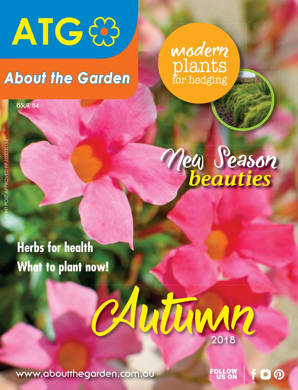 About The Garden Autumn 2018 Magazine By About The Garden Magazine