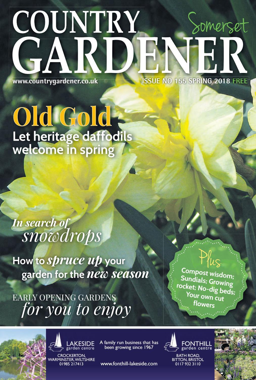 Somerset Gardener Spring 2018 By Country Gardener Issuu