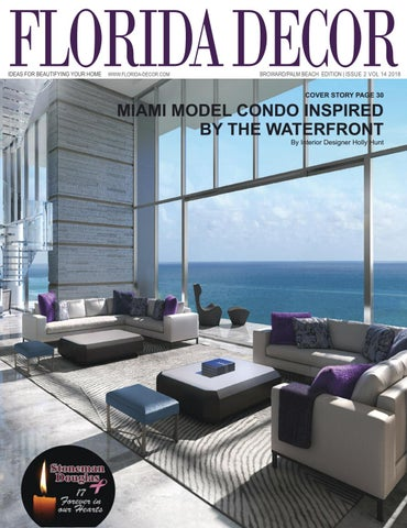 Anthony Interiors Pompano Beach Luxe Magazine January National With