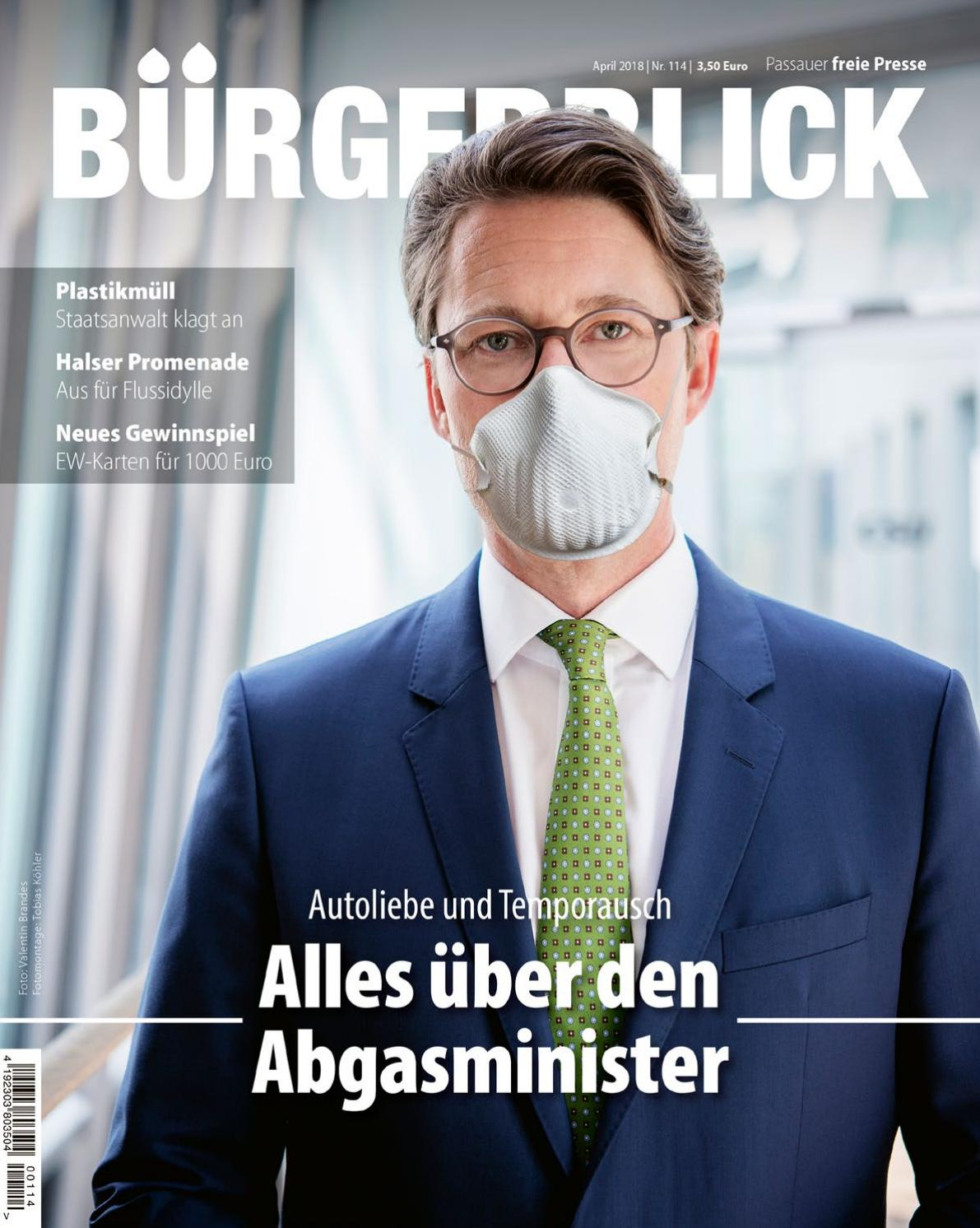 Burgerblick Nr 114 By Hubert Jakob Denk Issuu