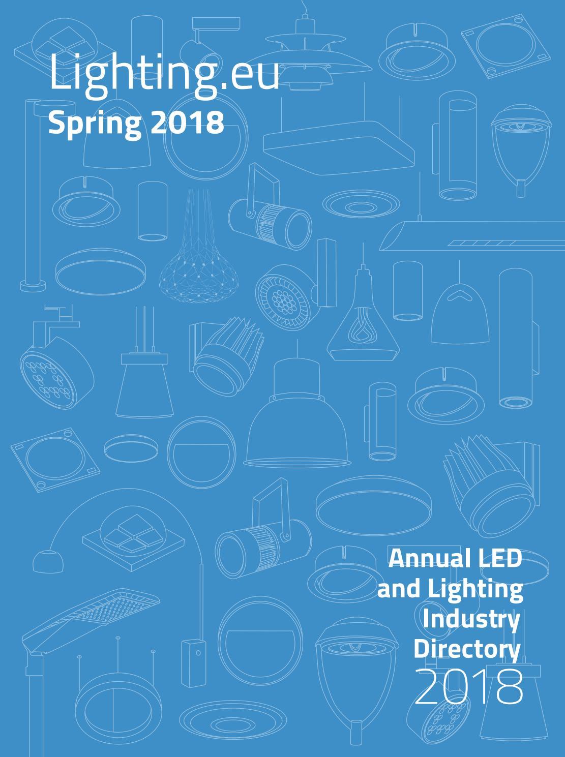 lighting eu spring 2018 by lighting eu