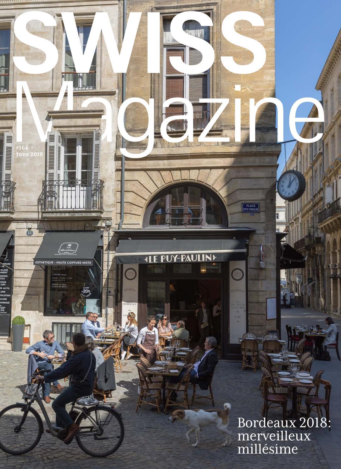 swiss magazine june 2018 bordeaux by