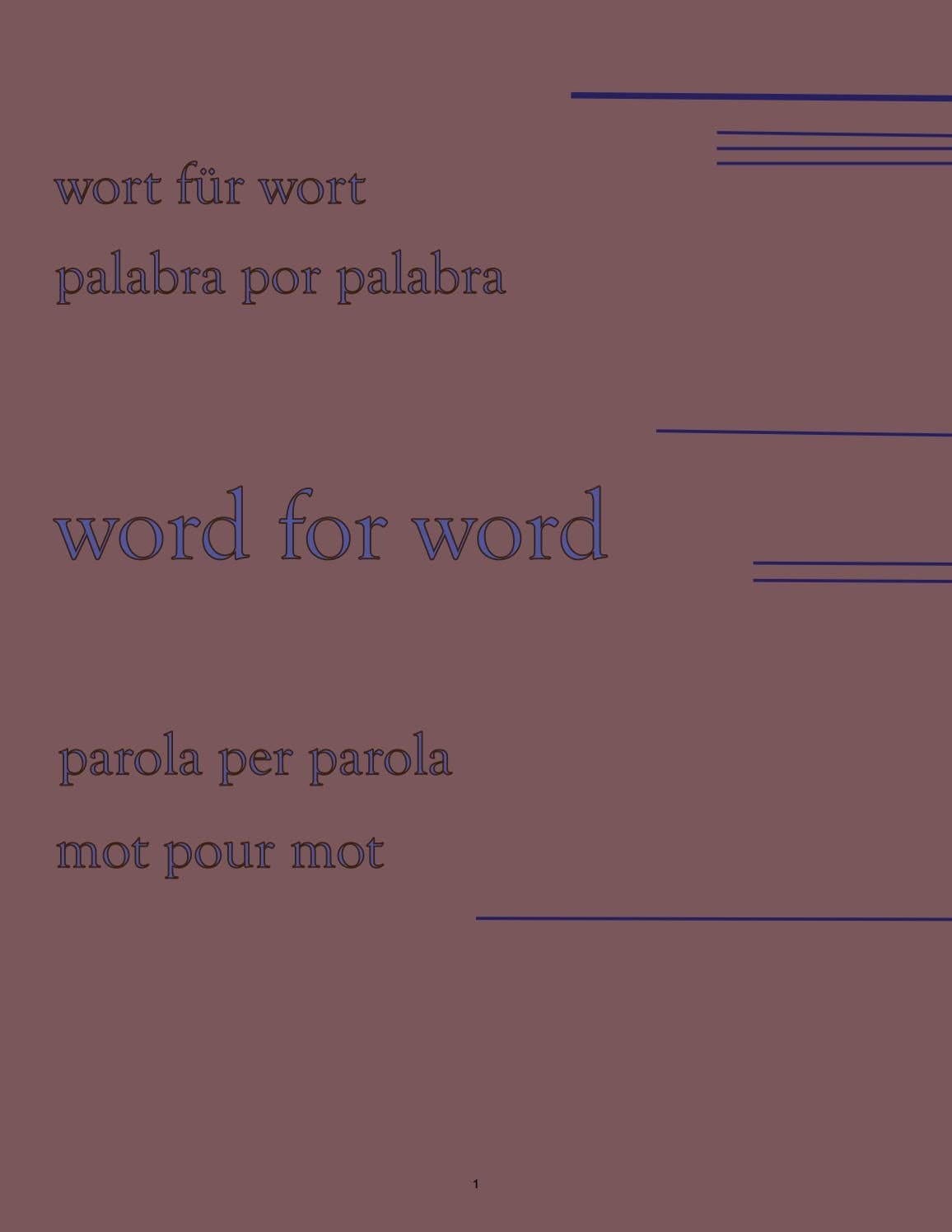 2016 Word For Word By Cusoa Issuu
