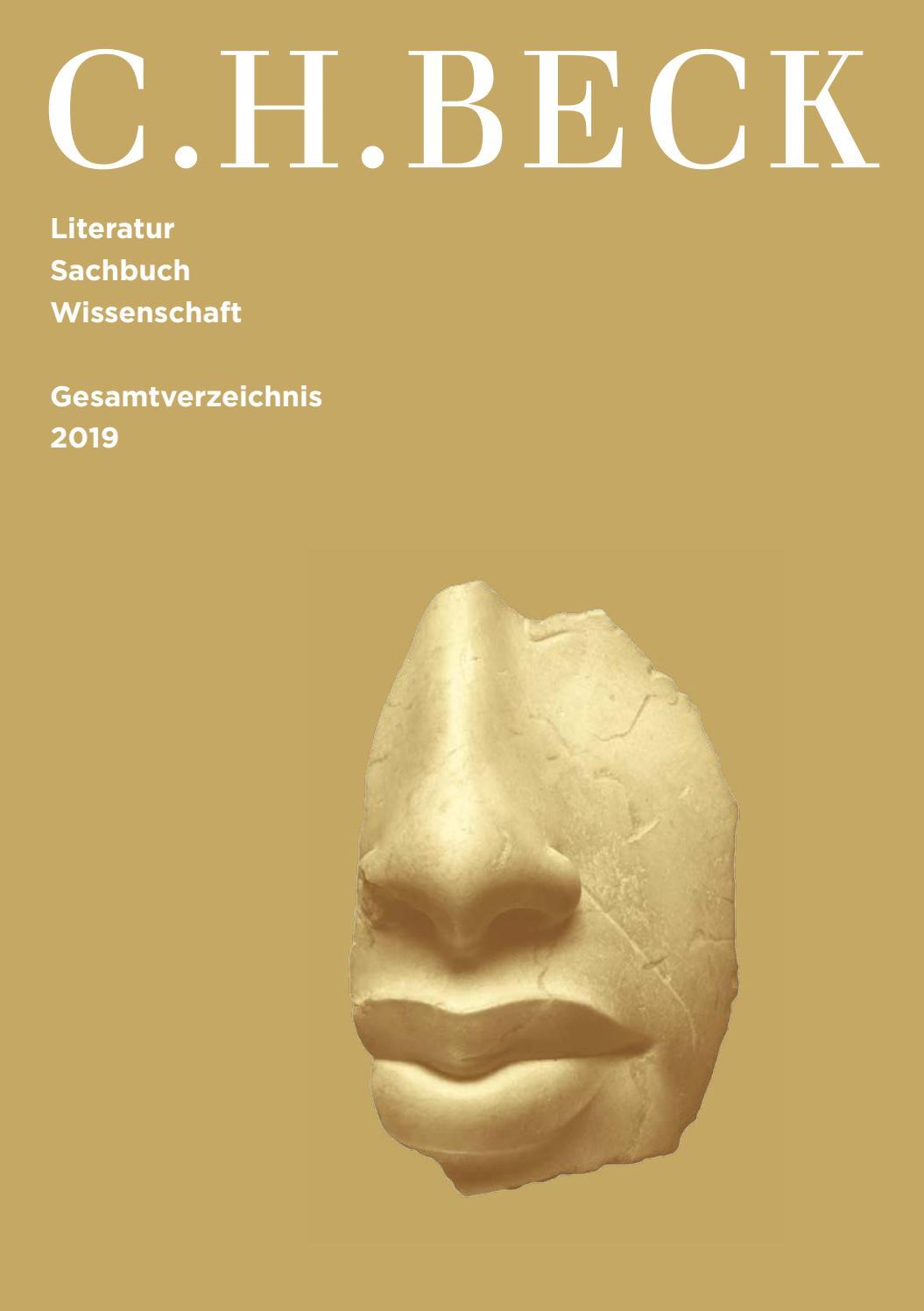 Gesamtverzeichnis Verlag C H Beck 2018 By Verlag C H Beck Issuu