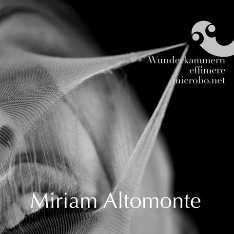 "Cover of ""Miriam Altomonte"""