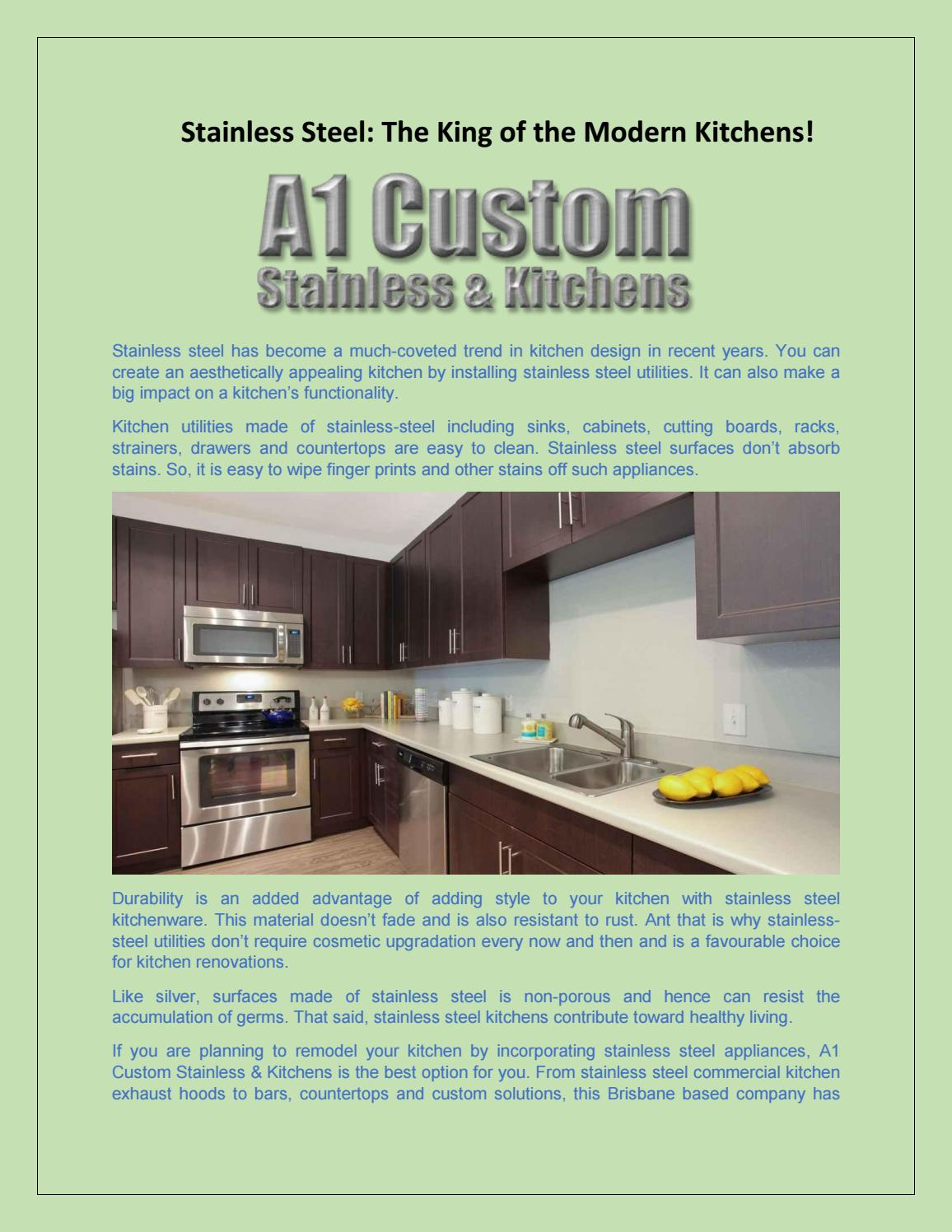 commercial kitchen exhaust a1 custom