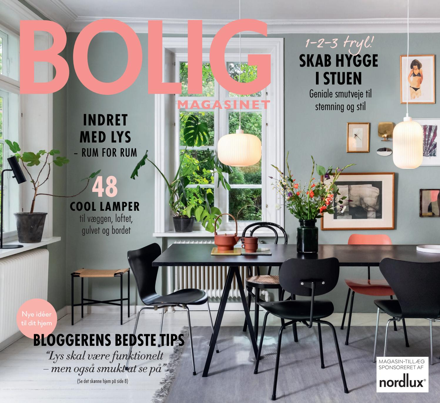Nordlux Minimagasin 2018 Dk By Nordlux A S Issuu