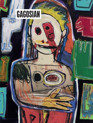 Gagosian Quarterly, Winter 2018 by Gagosian Quarterly - issuu