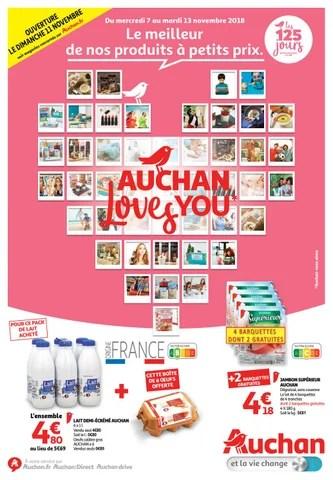 Catalogue Auchan Hypermarche By Monsieurechantillons Fr Issuu