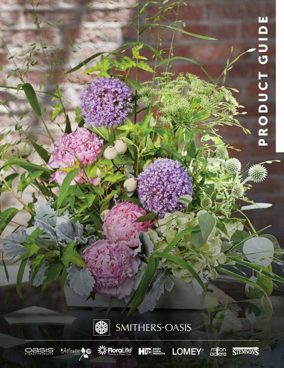Smithers Oasis Product Guide By Oasis Floral Products Issuu