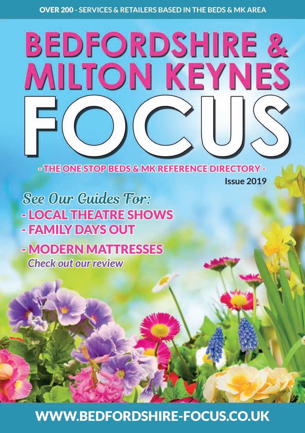 Bedfordshire Milton Keynes Focus 2019 By Media Chameleon Ltd Issuu