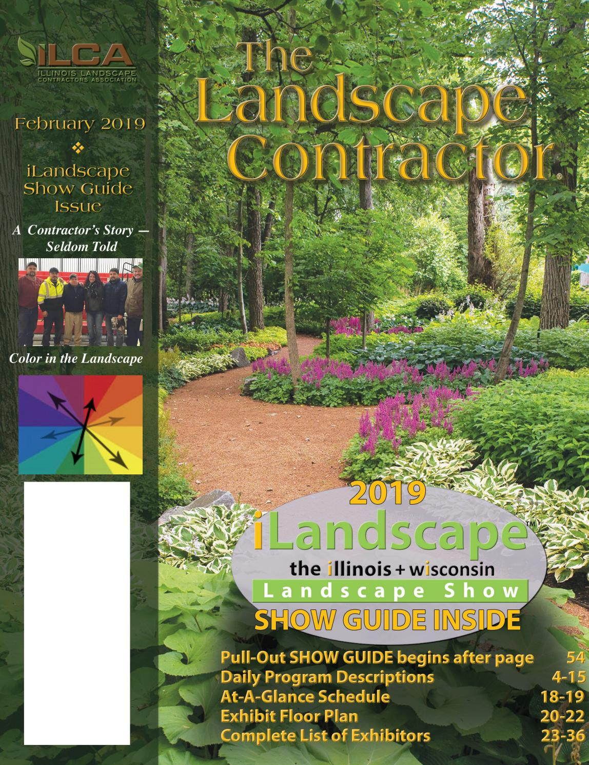 Feb 19 Tlc Digital Edition I Landscape Show Guide By Association