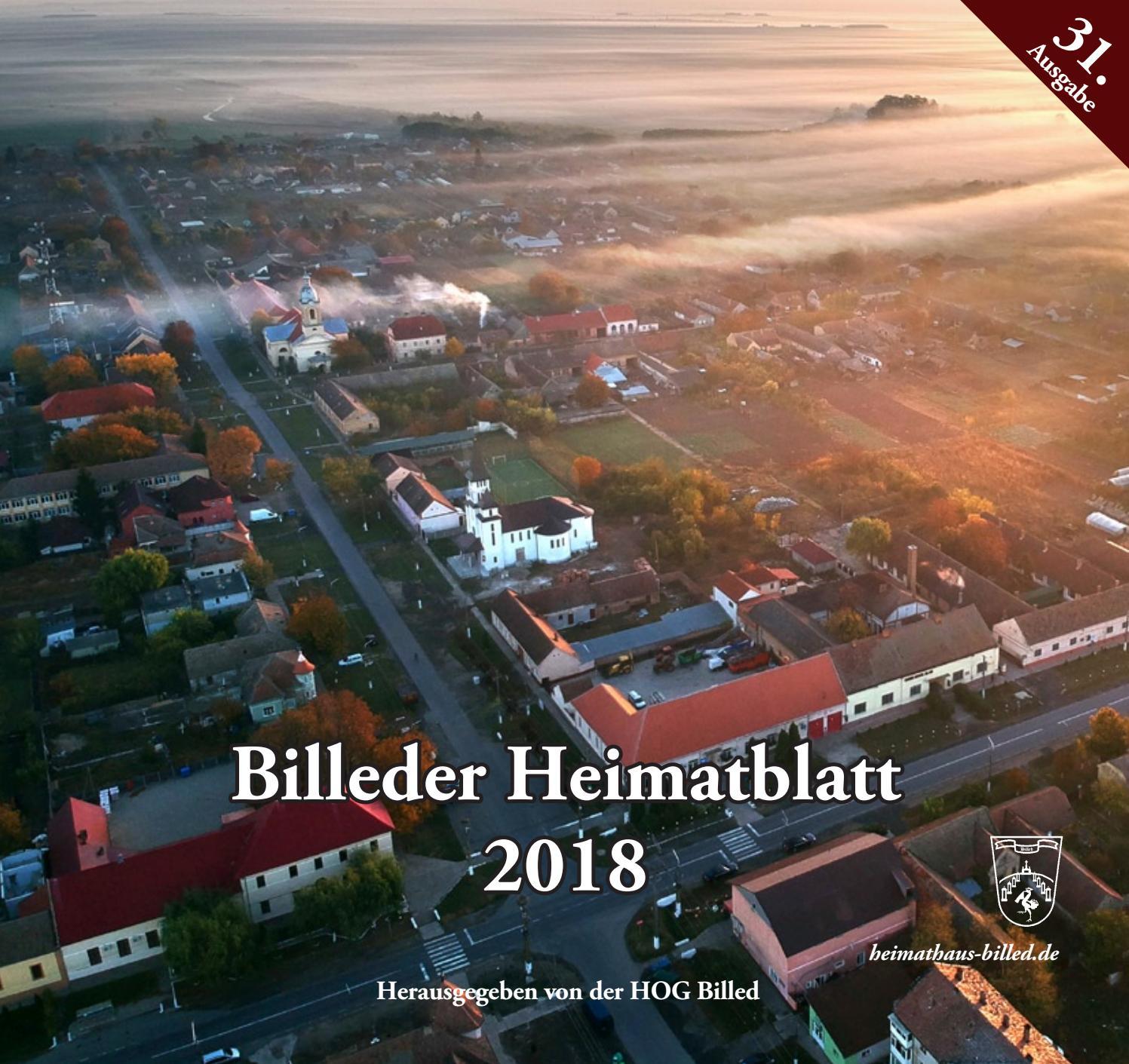 Billeder Heimatblatt 2018 By Hog Billed Issuu