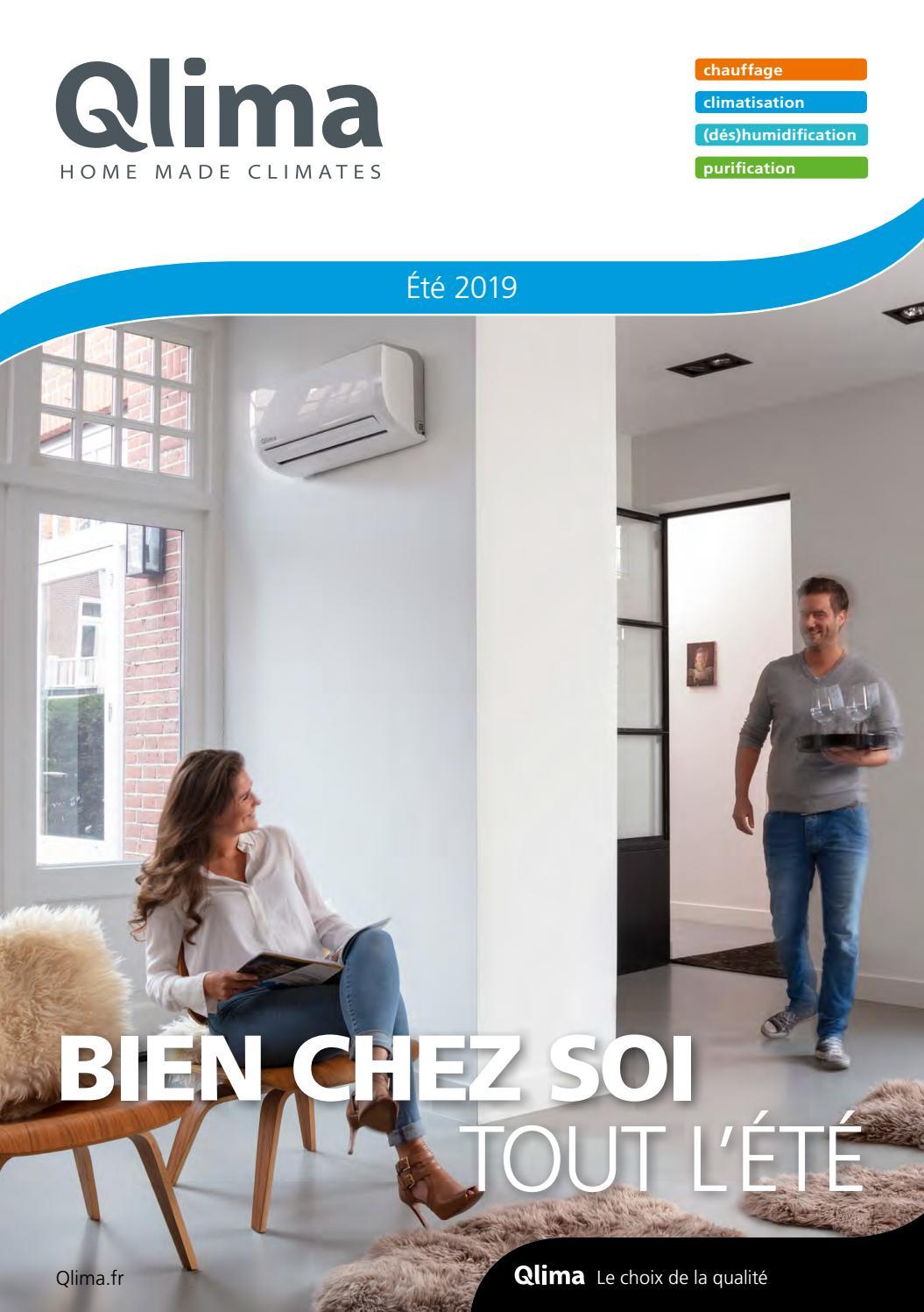 catalogue qlima ete 2019 by qlima issuu