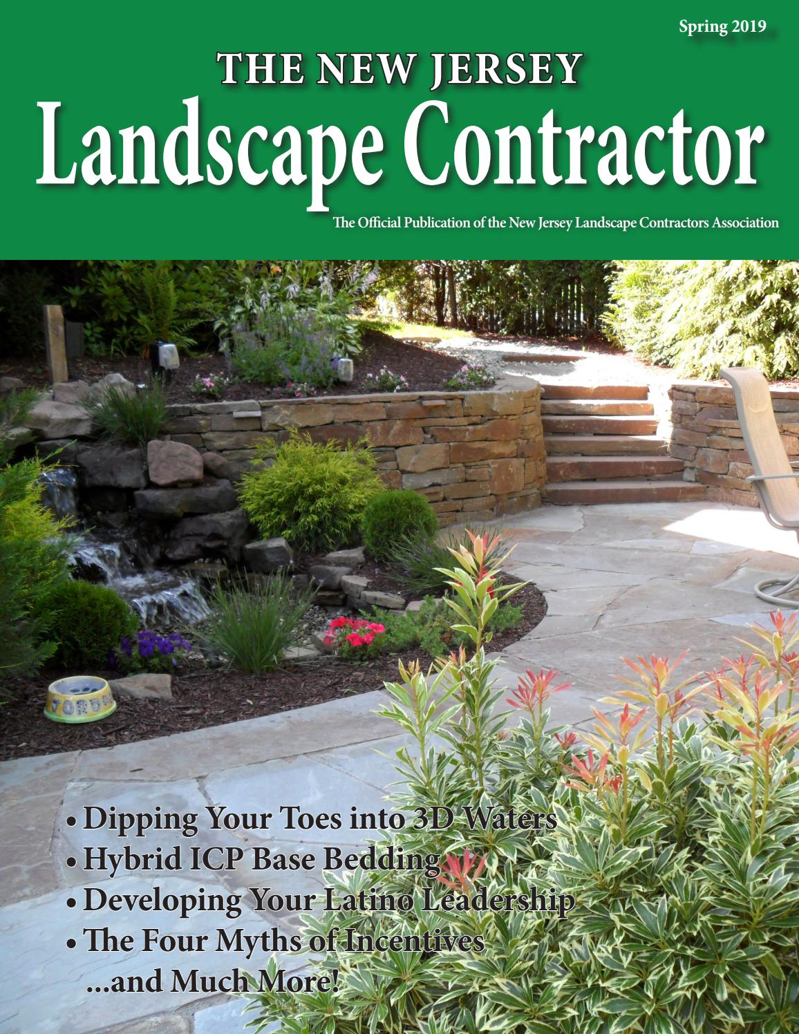 The New Jersey Landscape Contractor Spring 2019 By Gail Woolcott