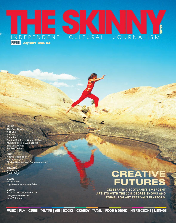 The Skinny July 2019 By The Skinny Issuu