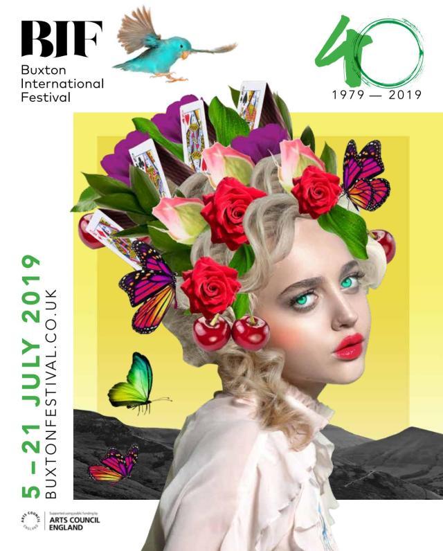 bif 40th anniversary programme by buxton international