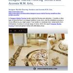 Designer Marble Flooring Borders And Accents M M Arts By Marmoarts11 Issuu