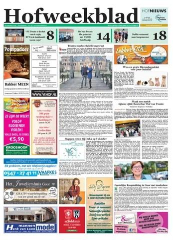 Hofweekblad 38 19 By Regionale Uitgeversgroep Issuu