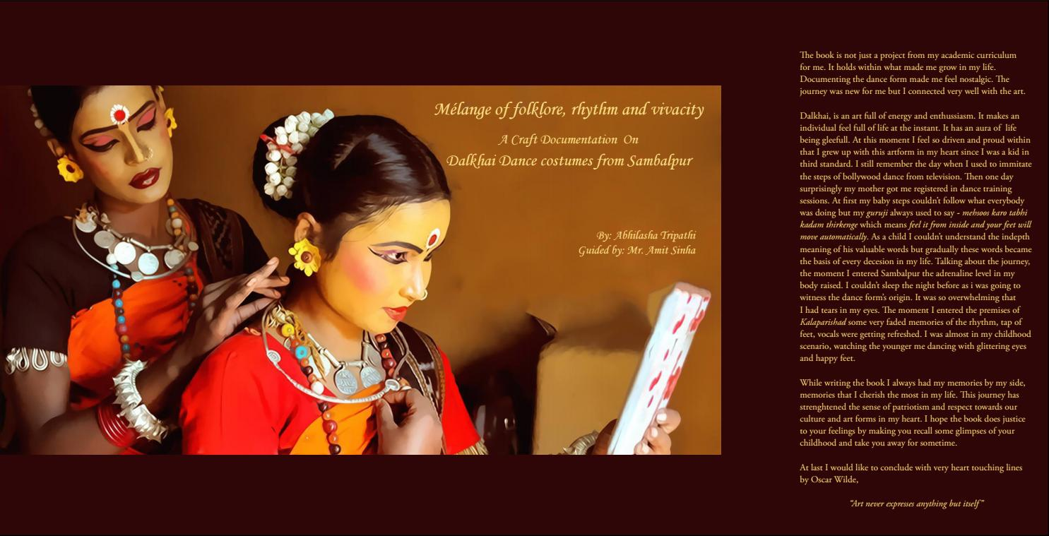 Anthropological Research On Dalkhai Dance Of Odisha By