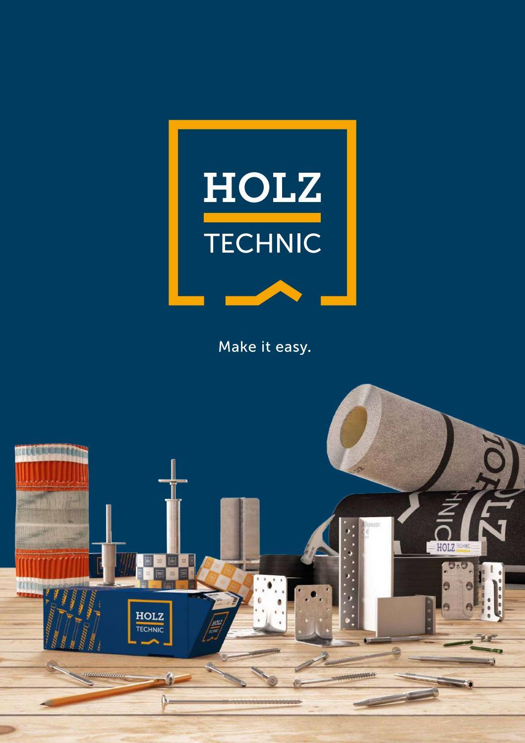catalogo holz technic 2019 de fr by