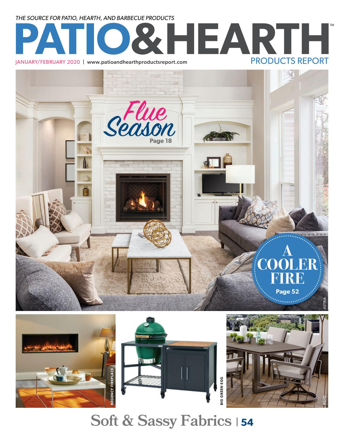 patio and hearth products report jan