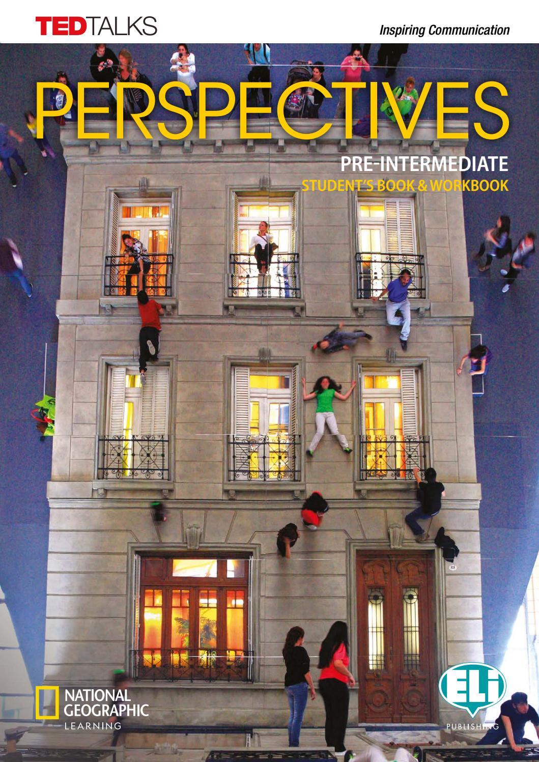 Pespective Pre Intermediate By Eli Publishing Issuu