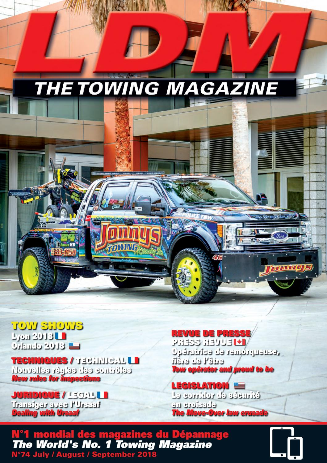 Ldm74 By Ldm The Towing Magazine Issuu
