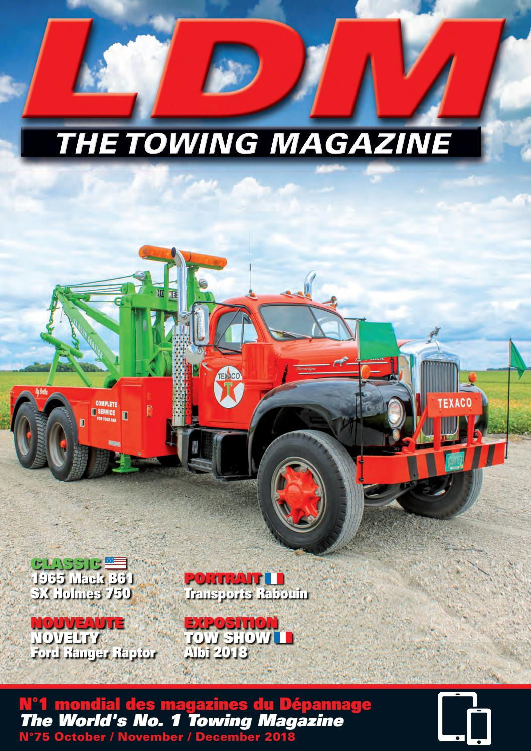 Ldm75 By Ldm The Towing Magazine Issuu