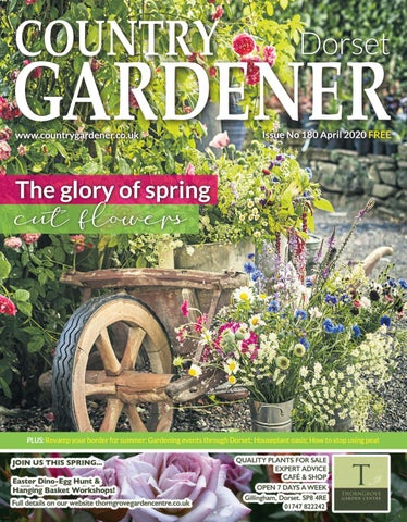 Dorset Country Gardener April 2020 By Country Gardener Issuu