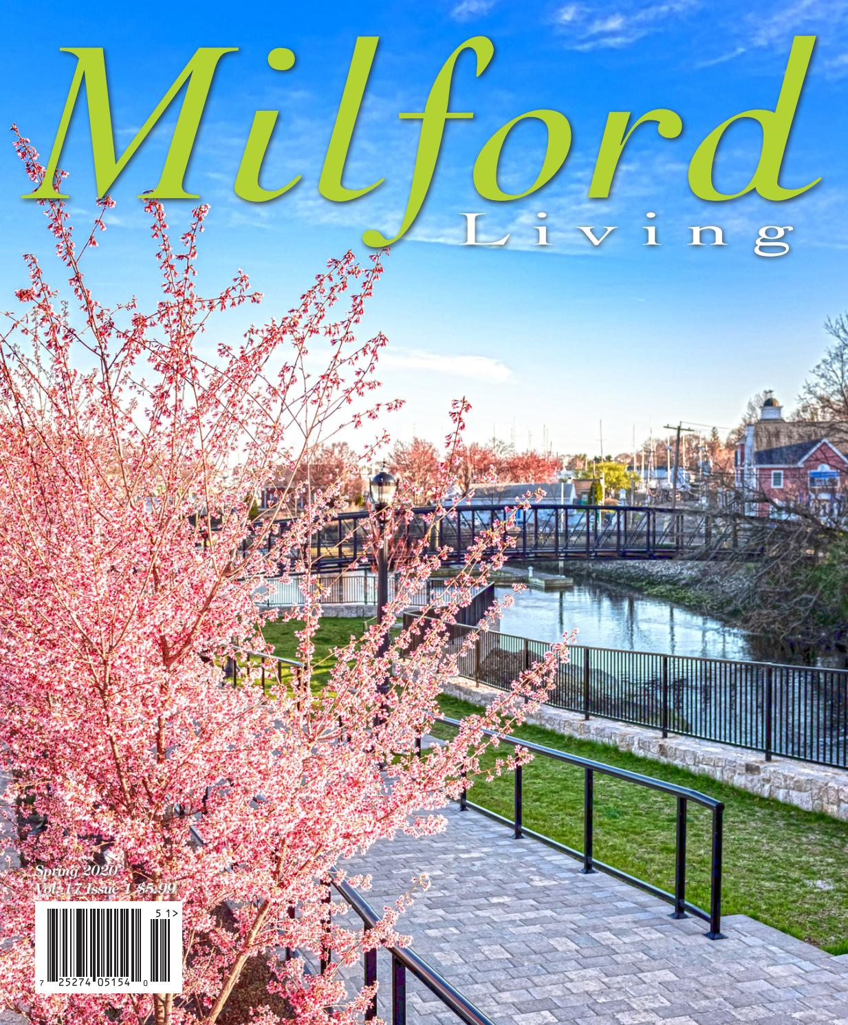 milford living spring 2020 by red mat