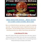 Free Bitcoin Sites By Free Bitcoin Sites Issuu