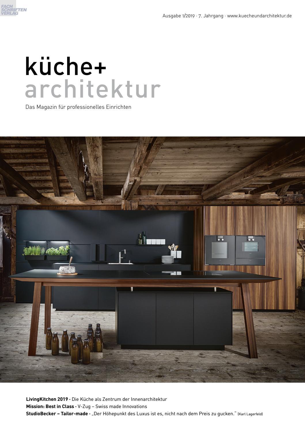 architektur 1 2019 by fachschriften