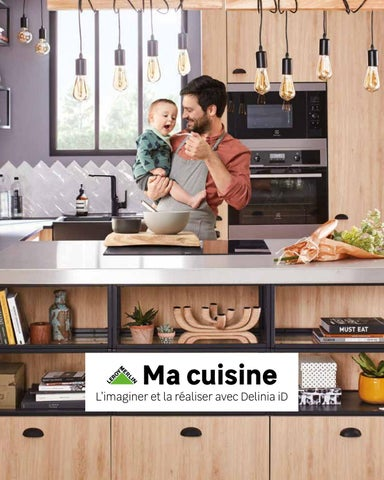 leroy merlin ma cuisine le guide by