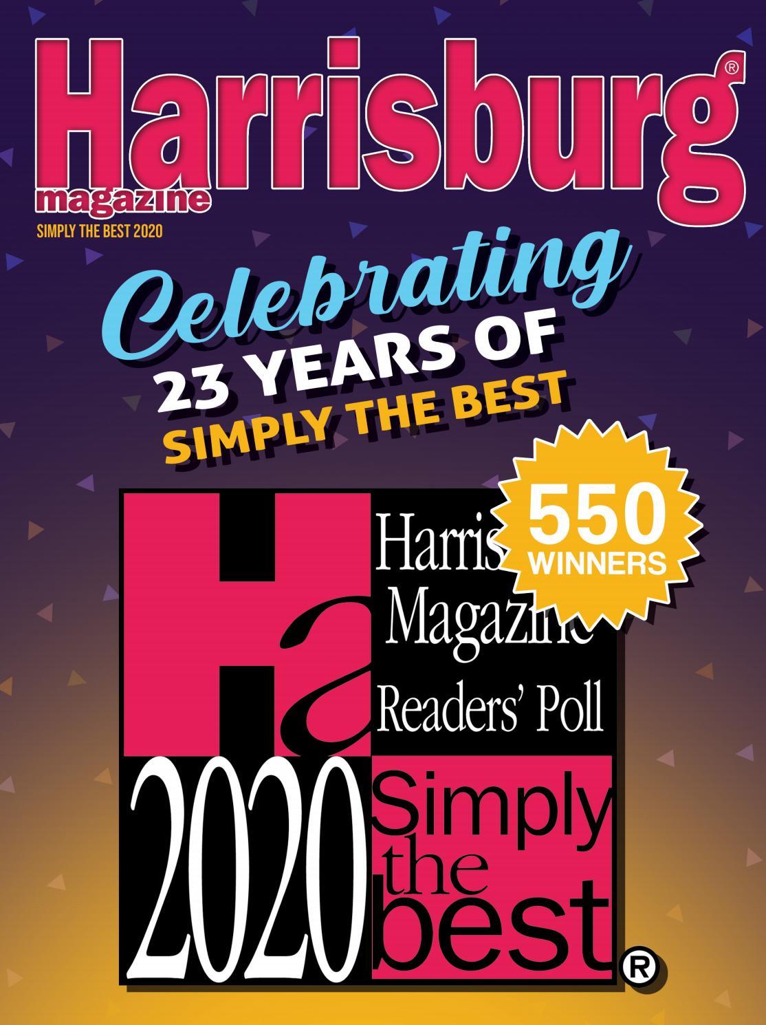 harrisburg magazine august 2020 by