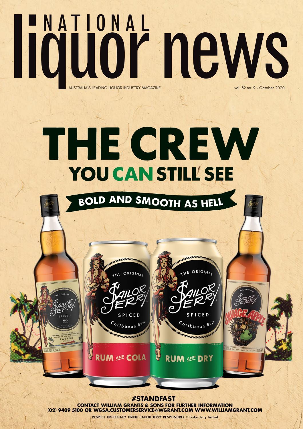 national liquor news october 2020 by