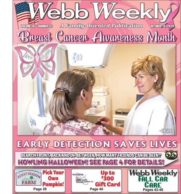 Webb Weekly October 14, 2020 by Webb Weekly - issuu