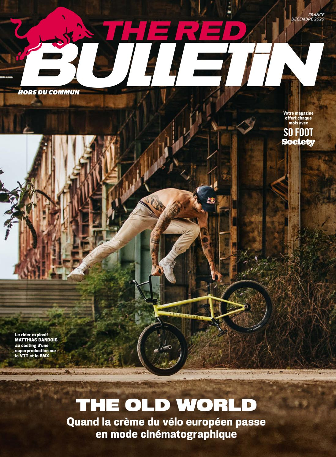 The Red Bulletin Fr 12 20 By Red Bull Media House Issuu