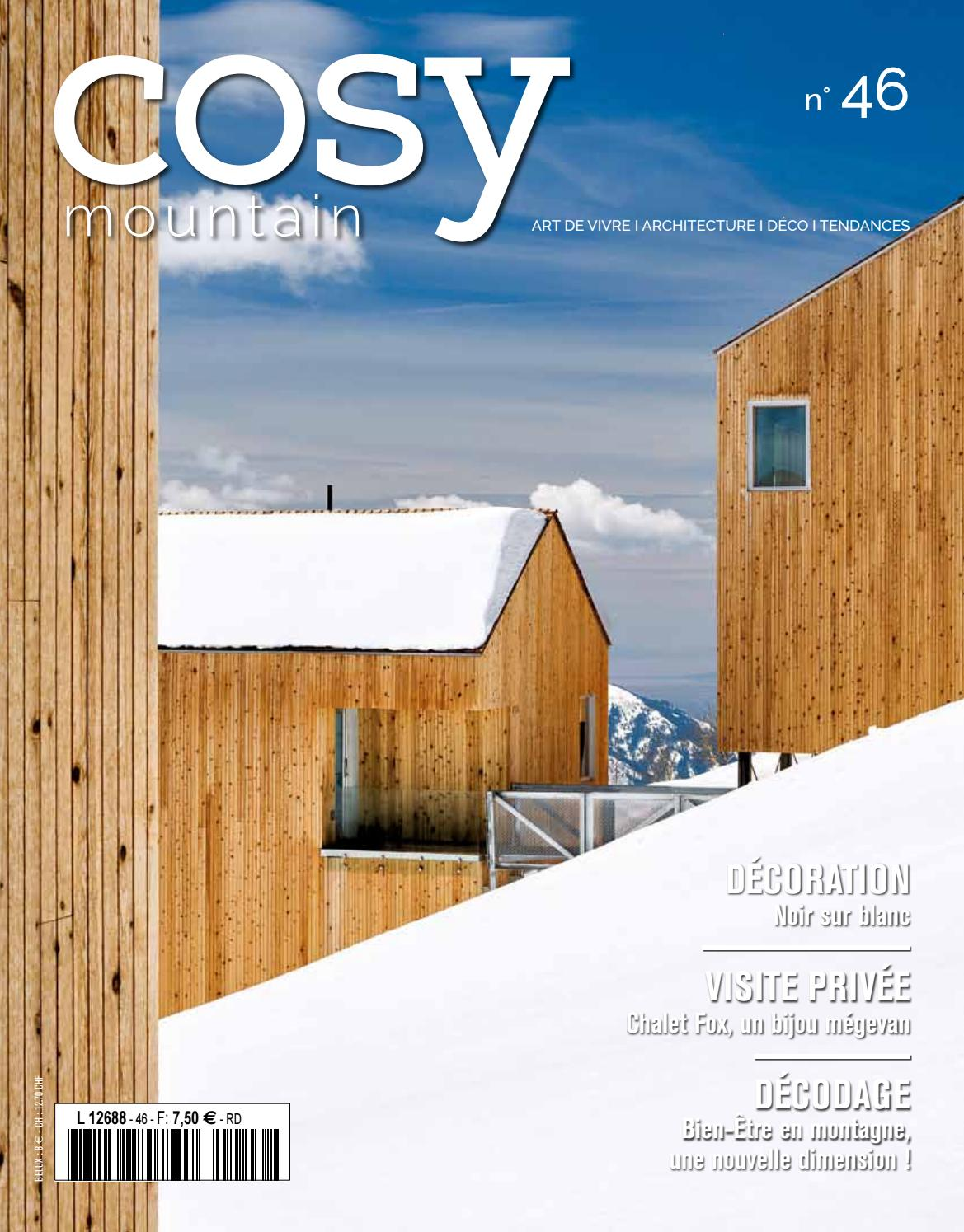 cosy mountain 46 by editions cosy issuu