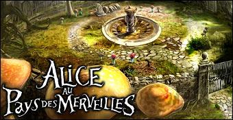 Aperu Du Jeu Alice Au Pays Des Merveilles Sur Wii