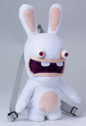 Des Peluches Lapins Crtins Actualits