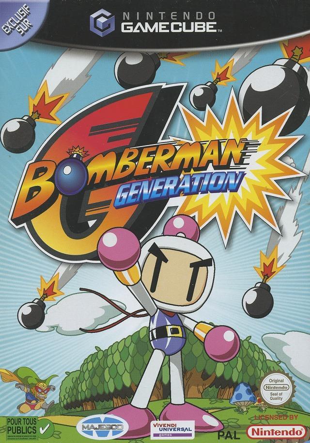 Bomberman Generation Sur Gamecube