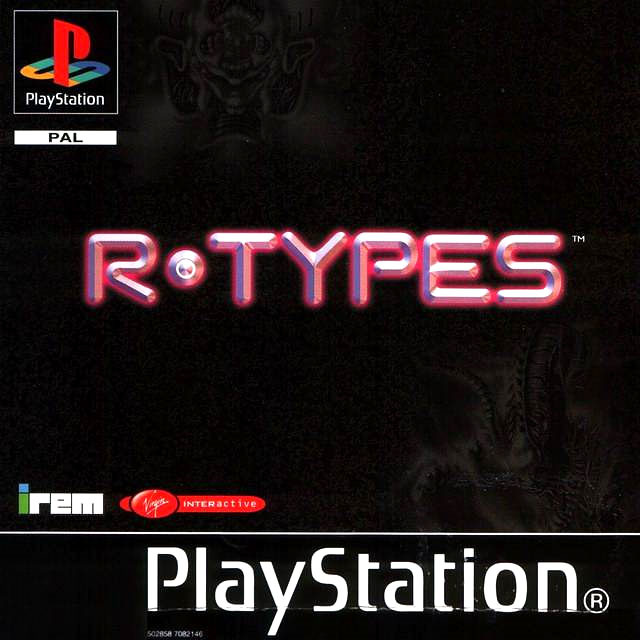 R Types Sur PlayStation