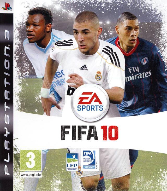 FIFA 10 Sur PlayStation 3