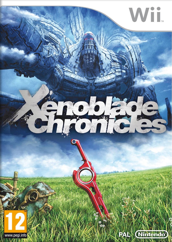 Xenoblade Chronicles Sur Wii