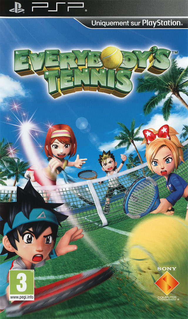 Everybody's Tennis [PSP]