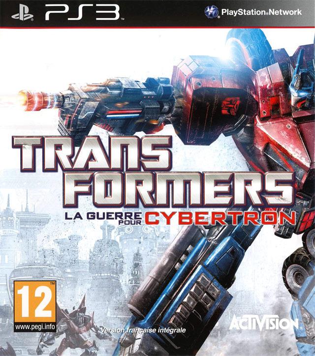 Transformers La Guerre Pour Cybertron Sur PlayStation 3