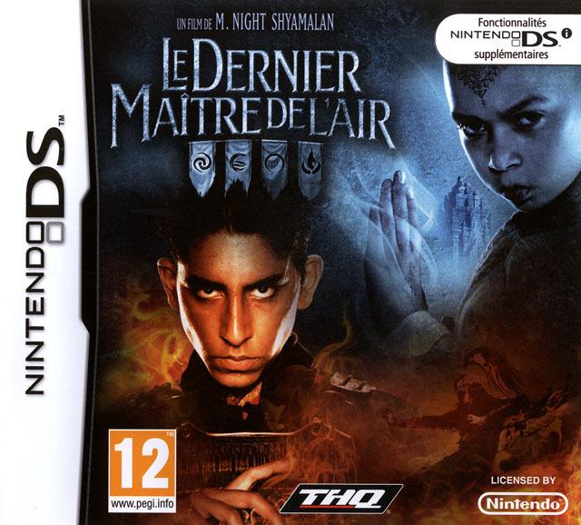 Le Dernier Matre De LAir Sur Nintendo DS
