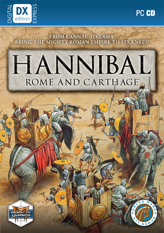 Hannibal Rome And Carthage Sur PC